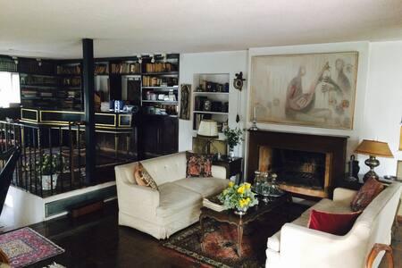 Habitación privada en hermosa casa - Naucalpan de Juárez - Dom