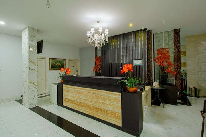 Classy Room at Aira Rooms Anggrek Serat BSD