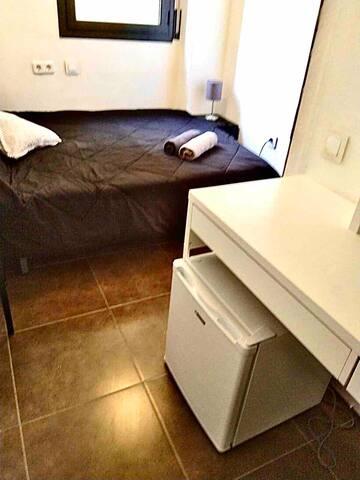 2 Habitacion nueva con baño y entrada privadaMT232