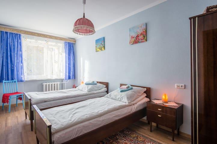 2-х комнатная квартира возле Арены - Минск - Квартира