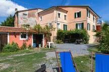 Room near Albenga (BLU)