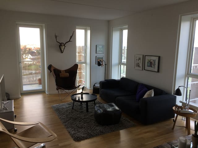 Cool and very nice apartment - Søborg - Apartamento