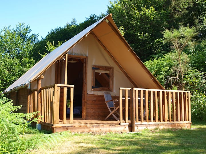 Glamping on the countryside - Thym