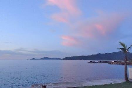 Blissful oceanfront villa on the Caribbean