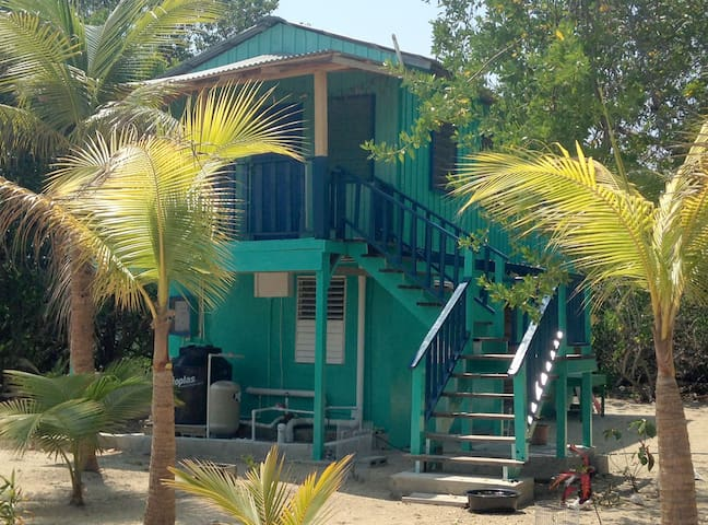 Placencia Belize Canal Front House
