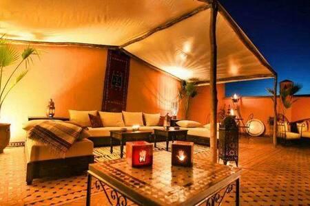 Riad Abjaou- Chambre Mamoun - Marrakech - Lain-lain