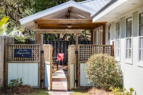 Cottage on Norris Unit B DOWNTOWN and PET FRIENDLY