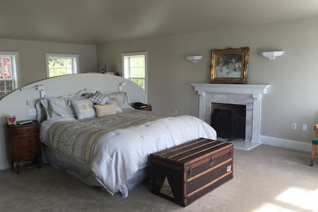 Luxurious Master Suite on the Bay(near Portsmouth) - Greenland - Casa
