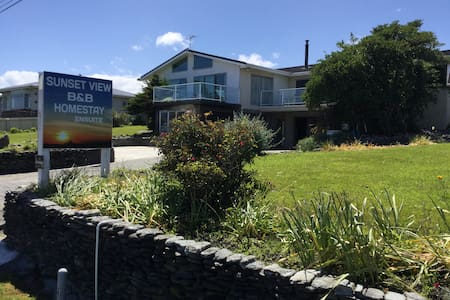 Sunset View Apartment - Greymouth - 酒店式公寓
