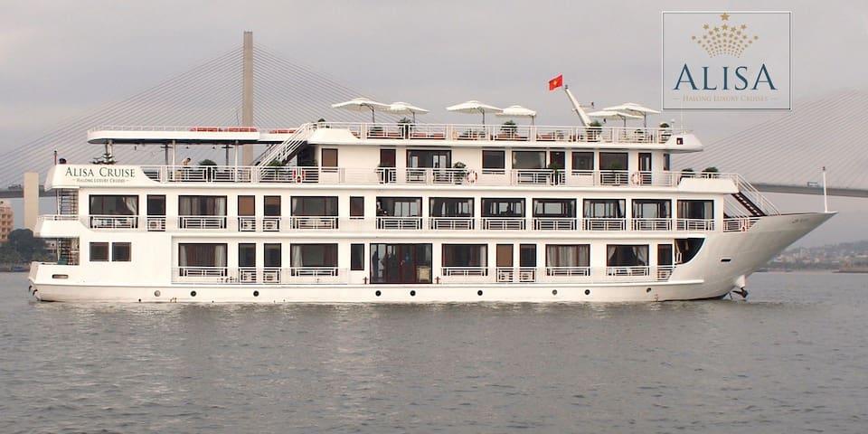 Halong bay 2 days 1 night on luxury Alisa cruise - Thành phố Hạ Long - Barca