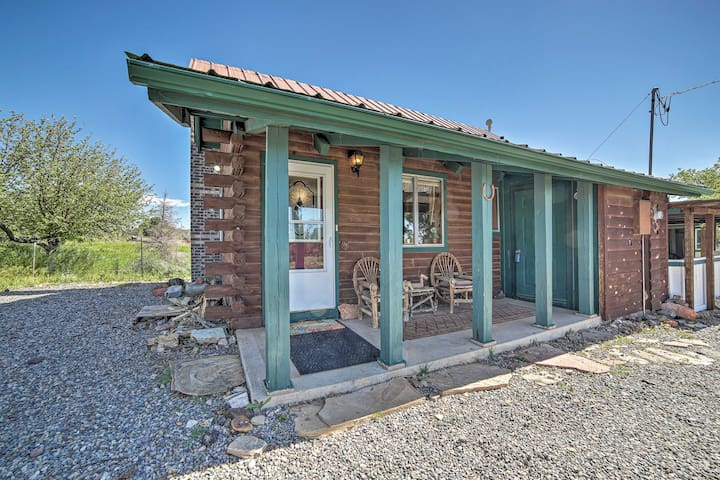 Rustic Blanding Cabin, 2 Miles to State Park!