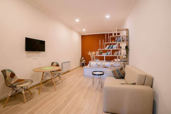New Central apartment
