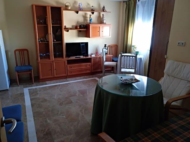 Acogedor piso para visitar Granada y alrededores.