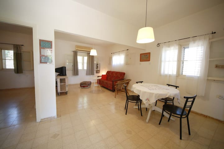cheap & lovely village  house near Nazareth - Moledet - Casa