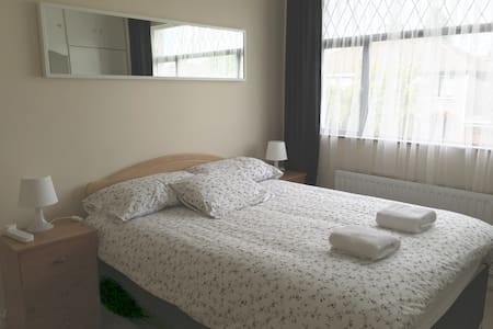 All Airbnb House - Cosy Double Room - Dublín - Casa
