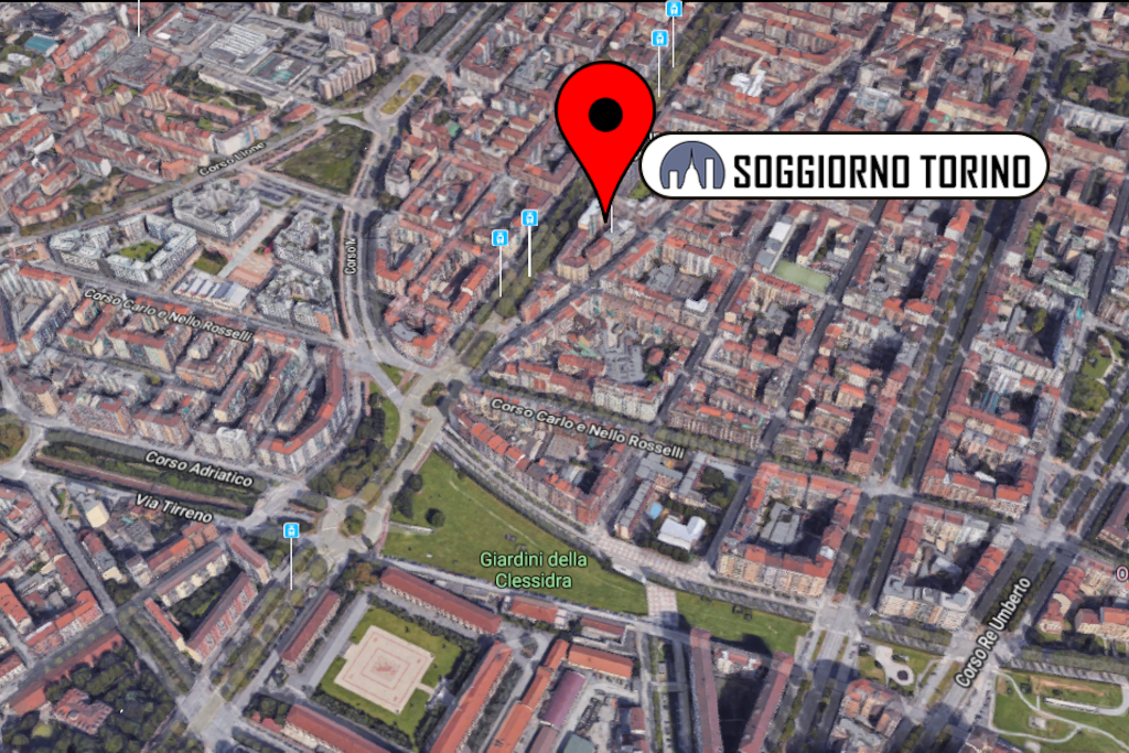 Soggiorno Torino - Apartments for Rent in Torino, Piemonte, Italy