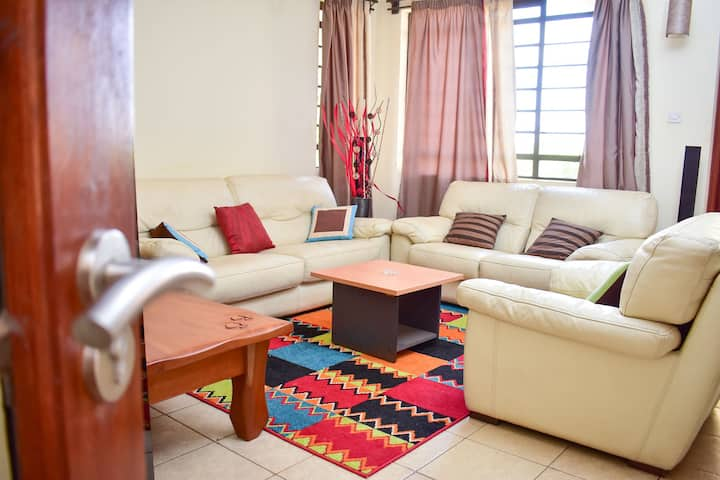 1 Bedroom Apartment within a Golf Estate, Nairobi.