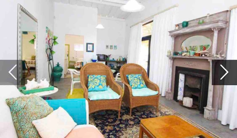 Pura Vida Studio - independent, cute cottage for 2