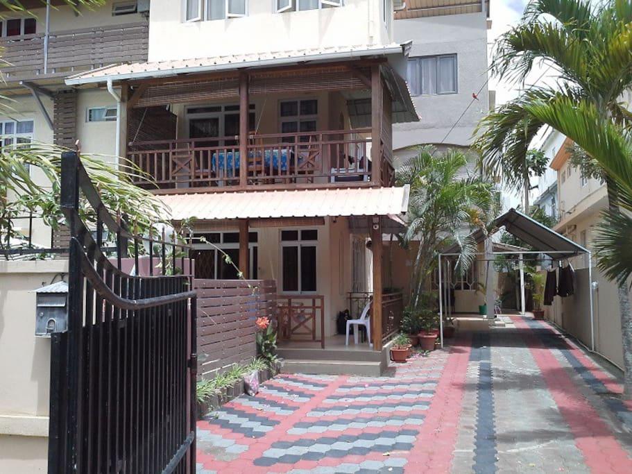 Manaco Villa