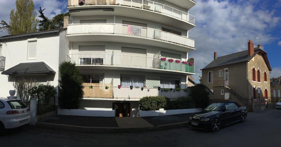 Studio La Baule centre tout équipé - Idéal couple - La Baule-Escoublac - Apartment