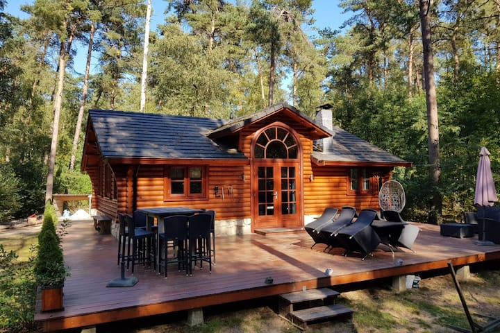 Secluded Holiday Home in De Lutte near Forest