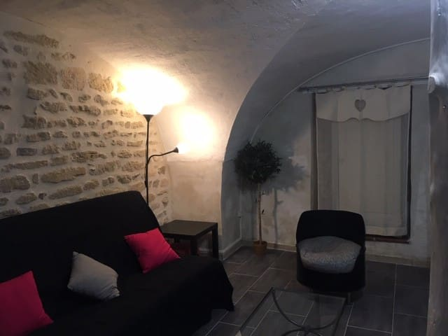 STUDIO ARAMON IDEAL LOCATION TEMPORAIRE