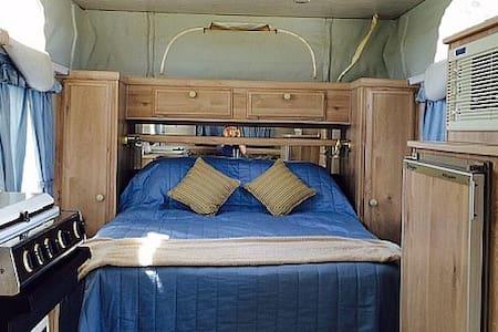 Lakeside caravan - own kitchen - Comaum - Camper
