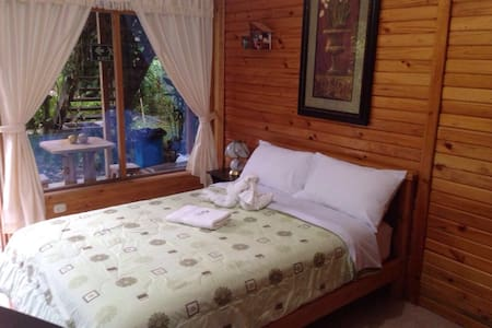 Friendly and warm place to stay - Mindo - Bed & Breakfast