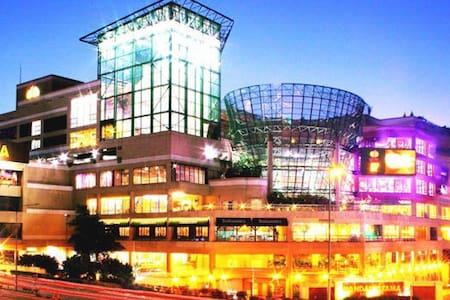 5BR10-18pax walk2OneUtama MRT WIFI - Petaling Jaya - Huis