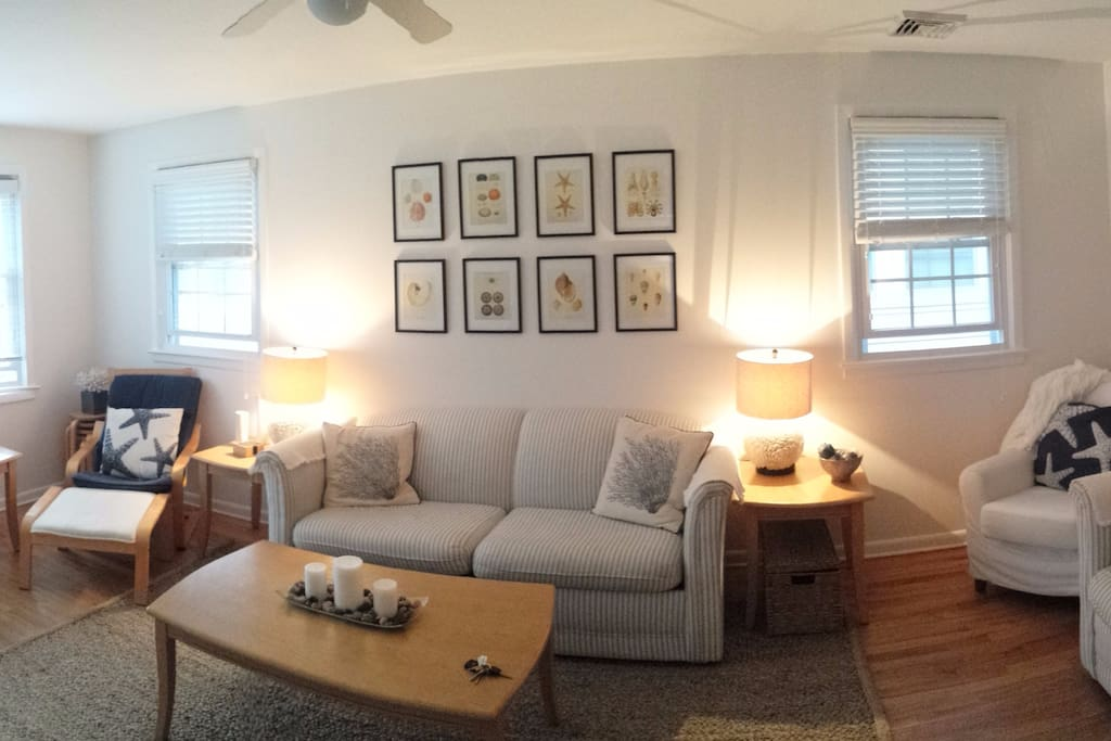 A bright and comfortable living room