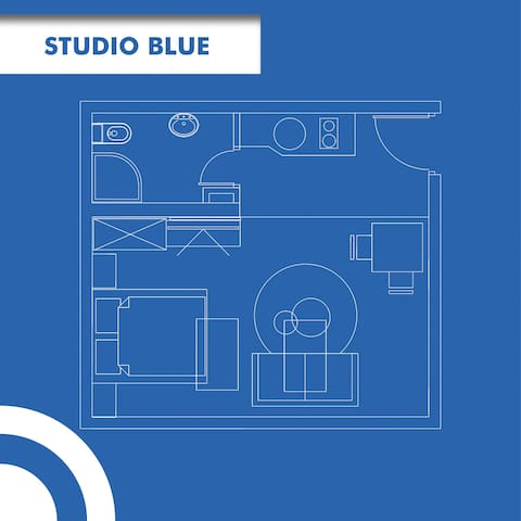 STUDIO BLUE - Banja Luka - Byt