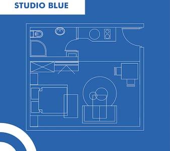 STUDIO BLUE - Banja Luka - Apartemen