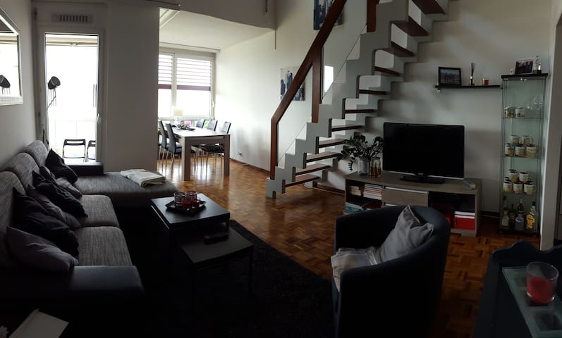 Nice room in vevey - Vevey - Appartement