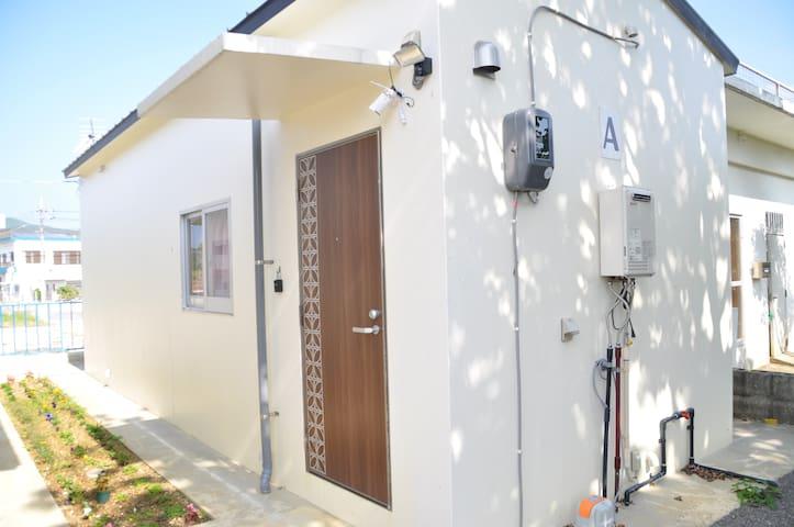 """""""REIWA HOUSE A"""" / one-bedroom house"""