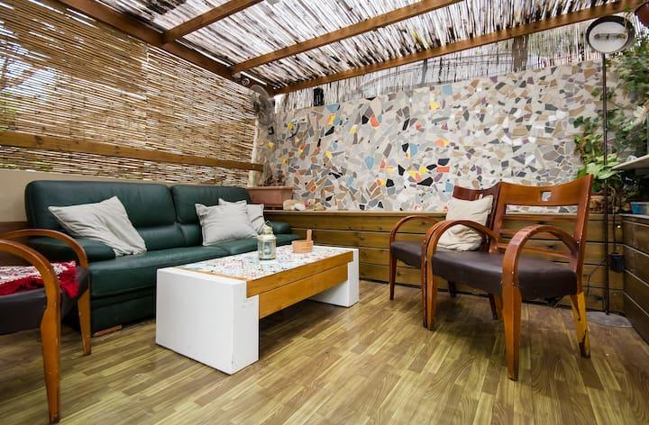 ♥Ahuzat Shaul ♥ 4 Guests Apartment ♥ Hadera Center