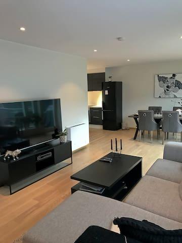 Beautiful Apartment Frekhaug