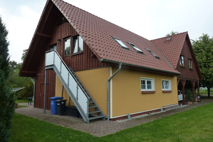 Beautiful Apartment near Forest in Ahrenshagen