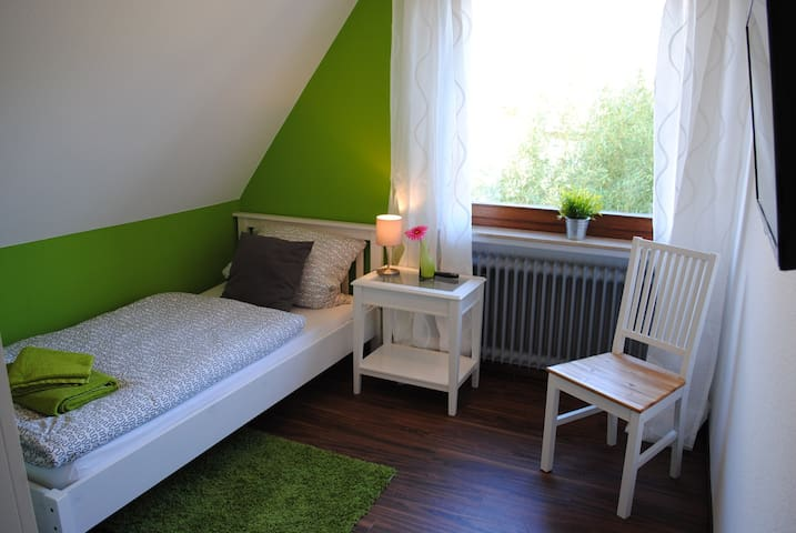 Nice single-room close to the city - Detmold - Apartment
