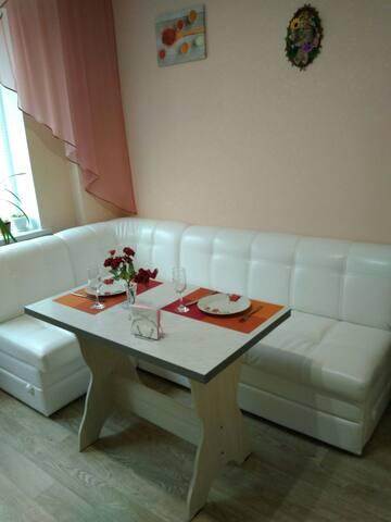 Квартира на Волге