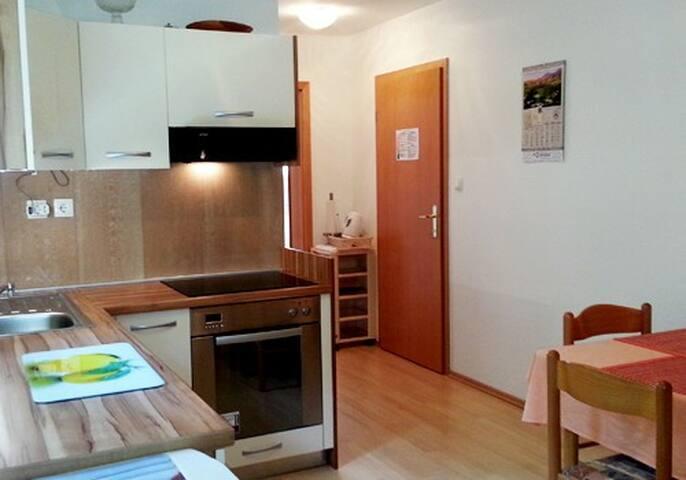 Two bedrooms app for 4 in vita center - Rogaška Slatina - Lägenhet