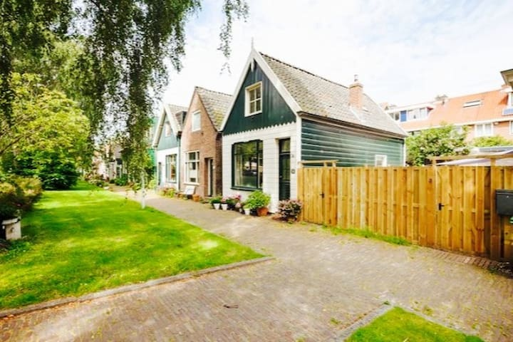 Typical Zaans house from 1890 - Amsterdam Area