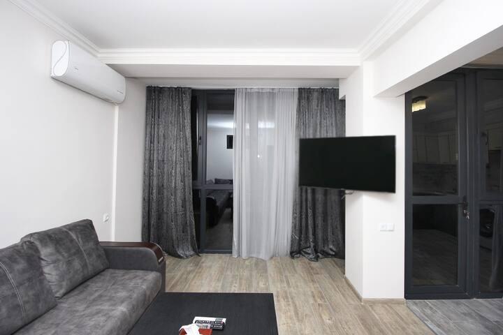 Pushkin Street  New Apartment