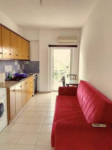 two room apartment near the university of Patras - Rio - Apartamento