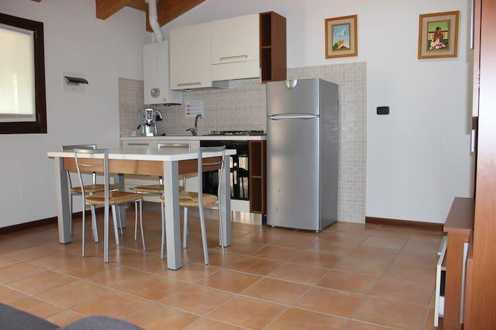 Apartments Le Zagare - Bilocale Papavero