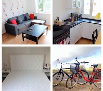 Summer apartment in Pärnu - Audru Parish - Apartamento