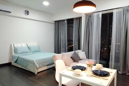 #NEW! Lakeside Studio with KLCC view+100mbps WiFi