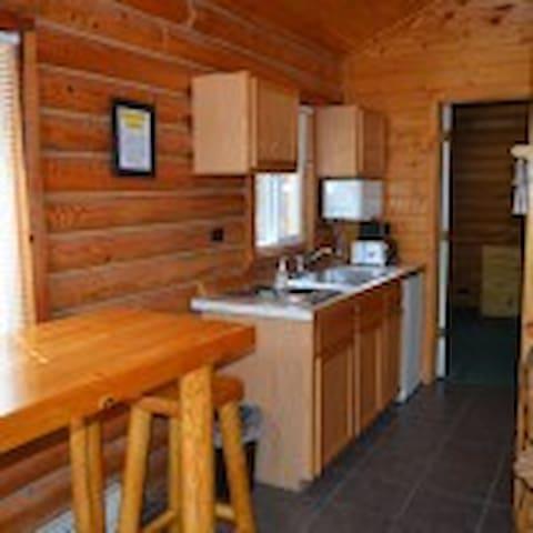 Eagle Ridge Ranch 3 person cottage