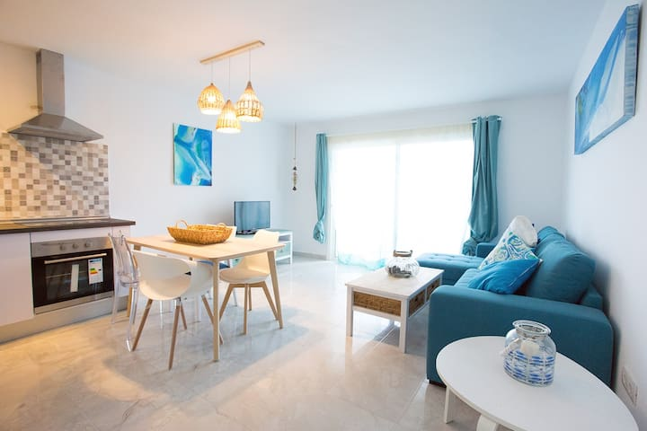 T269. Apartment in Costa Teguise.