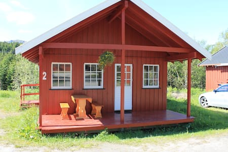 Nice cottage with nice surroundings in Lofoten - Vestvågøy