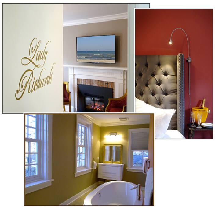 Lady Richards: King Room
